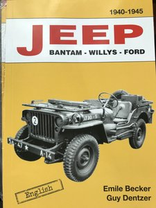 Jeep Book English Emile Becker Guy Dentzer
