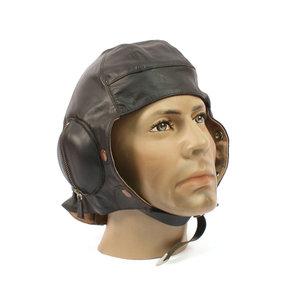 RAF B Type lederen piloten helm