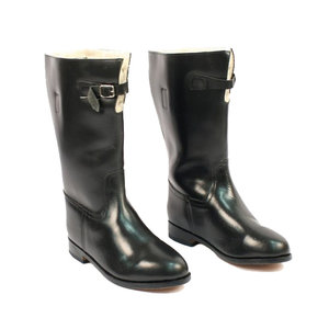 RAF Leather Flying Boots
