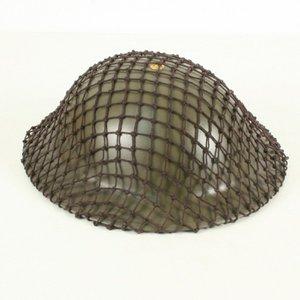 British Helmet Net Brown