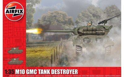 M10 GMC Tank Destroyer 1:35