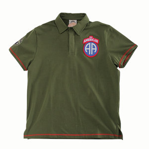 82nd FLAG POLOSHIRT