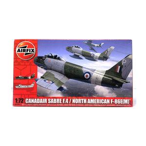 CANADAIR SABRE F.4 / NORTH AMERICAN F-86E(M) 1:72