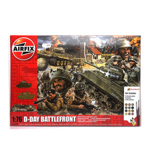 D-DAY BATTLEFRONT 1:76