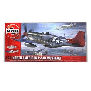 North american p-51D mustang 1:24