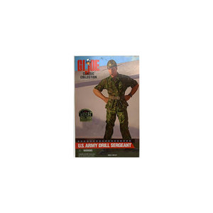 GI JOE US ARMY DRILL SERGEANT
