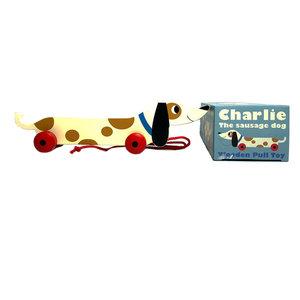 charlie the sauage dog