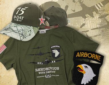 101ST AIRBORNE N.O.N SET