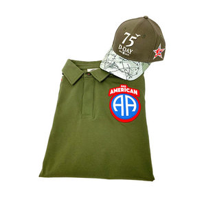 82nd AIRBORNE polo SET