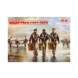 USAAF PILOTS 1941-1945 1:32