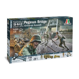 PEGASUS BRIDGE AIRBORNE ASSAULT 1:72