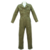 US Army Womens HBT Coveralls by Kay Canvas_